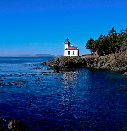 parr l Lime Kiln Lighthouse San Juan Islands